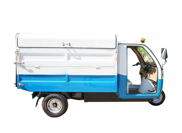 3.5立方垃圾清运车