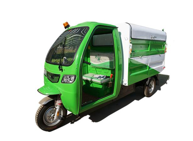 2.5立方垃圾清运车