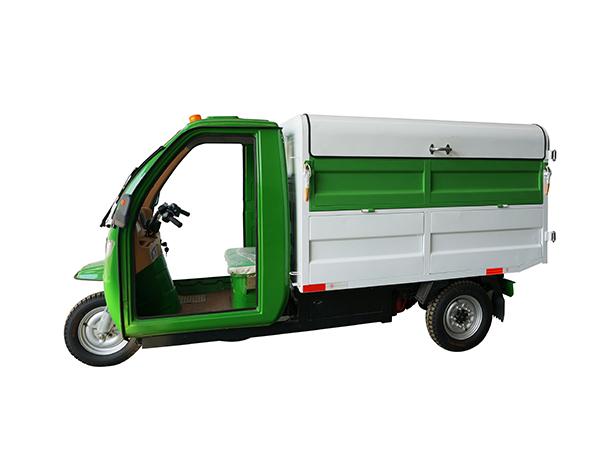 2.5立方二分类垃圾清运车
