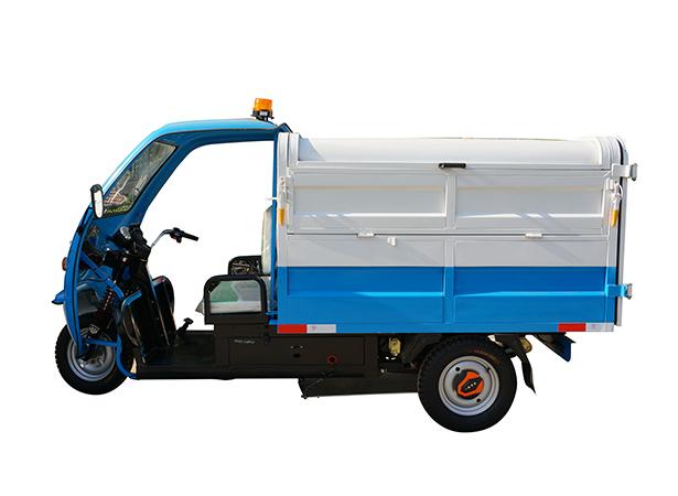 黑龙江1.8米电动垃圾车