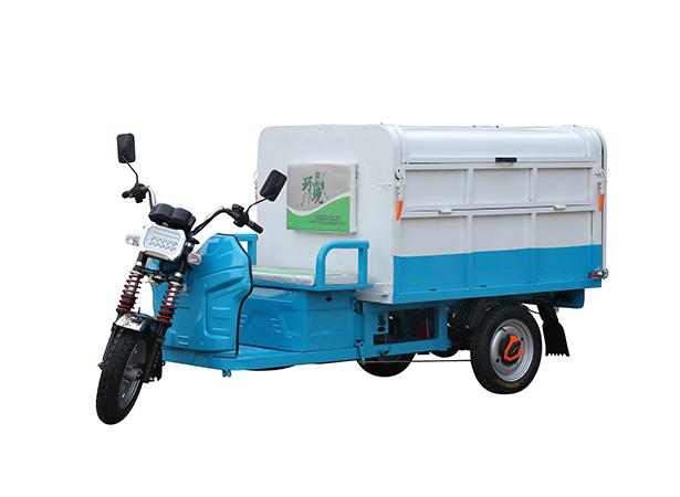 北京1.6米电动垃圾车